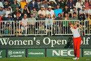 2019年 日本女子オープンゴルフ選手権 3日目 安田祐香