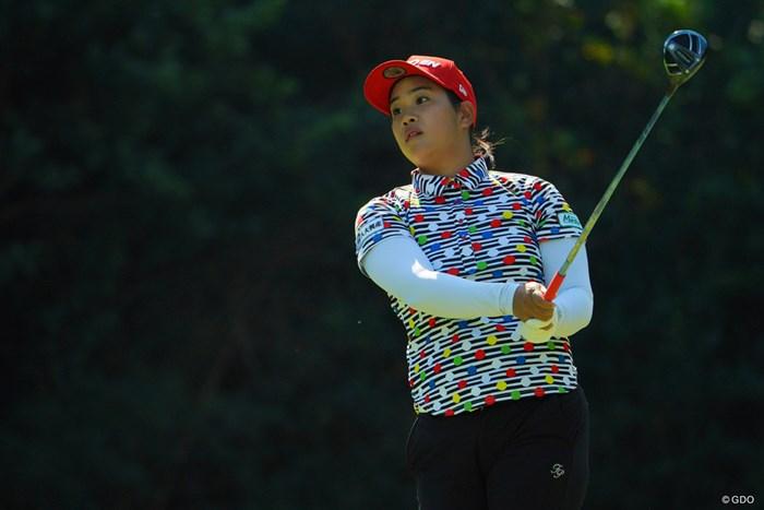 地の利を生かし、最終日に巻き返したいね。 2019年 日本女子オープンゴルフ選手権 3日目 濱田茉優