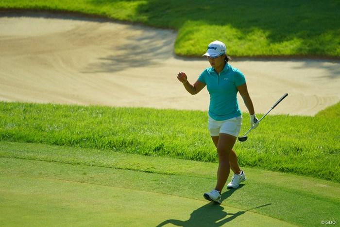 日本女子オープンの勝ち方を知っている強み 2019年 日本女子オープンゴルフ選手権 3日目 畑岡奈紗