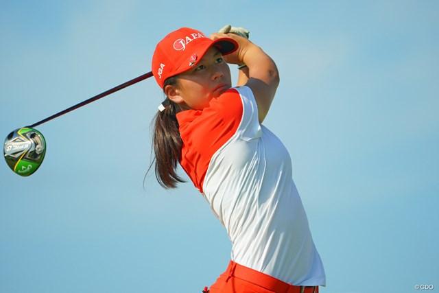 2019年 日本女子オープンゴルフ選手権 3日目 梶谷翼 ローアマに向けて前進した梶谷翼