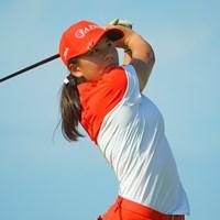 ローアマに向けて前進した梶谷翼 2019年 日本女子オープンゴルフ選手権 3日目 梶谷翼