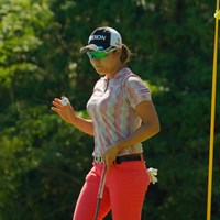 岡山絵里 2019年 日本女子オープンゴルフ選手権 最終日 岡山絵里