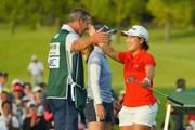 2019年 日本女子オープンゴルフ選手権 最終日 畑岡奈紗