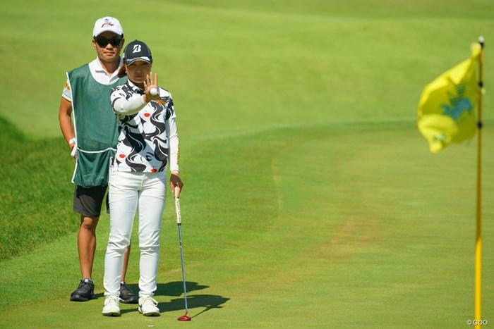 メジャーでの5位タイフィニッシュはかなりの自信になったのでは? 2019年 日本女子オープンゴルフ選手権 最終日 高橋彩華