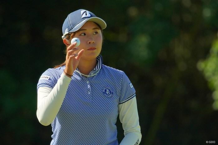 2勝目も近いはず! 2019年 日本女子オープンゴルフ選手権 最終日 大里桃子