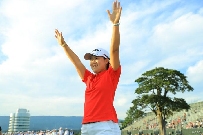 3度目の制覇! 2019年 日本女子オープンゴルフ選手権 最終日 畑岡奈紗