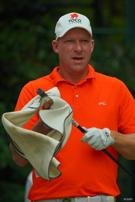 10位タイの好発進。2週連続優勝もありそう。 2019年 ブリヂストンオープンゴルフトーナメント 初日 ショーン・ノリス