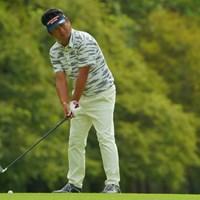 まだケガの影響がありそう。 2019年 ブリヂストンオープンゴルフトーナメント 初日 池田勇太