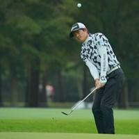 アメリカ仕込みの多彩なアプローチ。 2019年 ブリヂストンオープンゴルフトーナメント 2日目 貞方章男