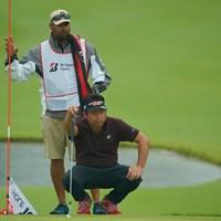ギリギリでの予選通過。 2019年 ブリヂストンオープンゴルフトーナメント 2日目 池田勇太