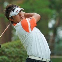 6位タイにジャンプアップ! 2019年 ブリヂストンオープンゴルフトーナメント 2日目 秋吉翔太