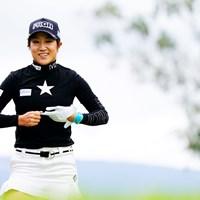 SMILES 2019年 スタンレーレディスゴルフトーナメント 初日 藤本麻子