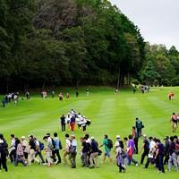 今日のうちに 2019年 スタンレーレディスゴルフトーナメント 初日 渋野日向子