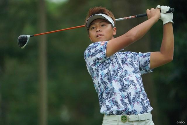 関藤直熙はアジアを飛び回る22歳