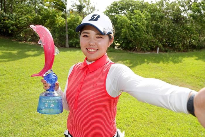 但馬友がプロ初優勝を遂げた(Han Myung-Gu/Getty Images) 2019年 かねひで美やらびオープン 最終日 但馬友