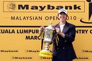 2010年 メイバンク・マレーシアオープン最終日 ノ・スンヨル