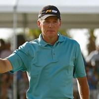 昨年は最終ホールのバーディで勝利を掴んだマイケル・ブラッドリー(Mike Ehrmann/Getty Images) 2010年 プエルトリコオープン 事前 マイケル・ブラッドリー