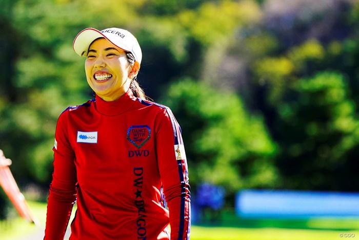 SMILES 2019年 スタンレーレディスゴルフトーナメント 最終日 笠りつ子