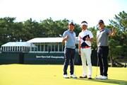 2019年 日本オープンゴルフ選手権競技 事前 浅地洋佑
