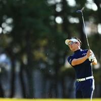 石川遼は開幕前日に午後からイン9ホールをプレーした 2019年 日本オープンゴルフ選手権 事前 石川遼