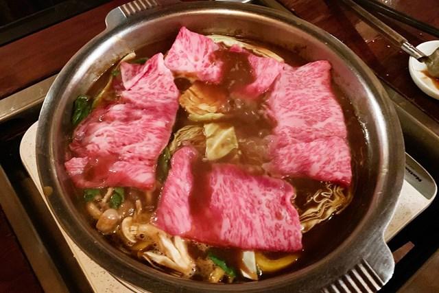 博多で必ず食べるカレー鍋