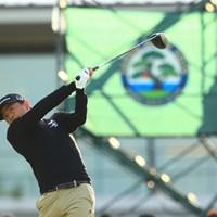 新たな1Wを手にした小平智 2019年 日本オープンゴルフ選手権競技 初日 小平智