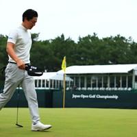石川遼はトップと8打差と出遅れた 2019年 日本オープンゴルフ選手権競技 初日 石川遼