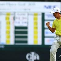 優勝争いの経験もある最強のアマチュア 2019年 日本オープンゴルフ選手権競技 初日 金谷拓実
