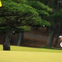 豊島さん!!  ファイットーーーー!!! 2019年 日本オープンゴルフ選手権競技 初日 豊島豊