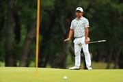 2019年 日本オープンゴルフ選手権競技 初日 比嘉一貴