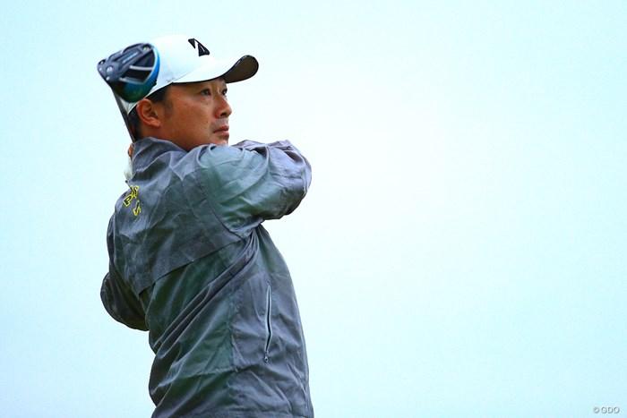 ガツーン!とドライバーで。市原弘大は攻め気を貫いて上位へ 2019年 日本オープンゴルフ選手権競技 2日目 市原弘大