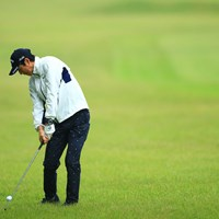 雨だろうがインパクトは撮れる 2019年 日本オープンゴルフ選手権競技 2日目 石川遼