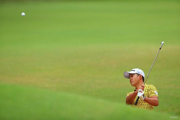 16.17の連続バーディはさすがです 2019年 日本オープンゴルフ選手権競技 2日目 今平周吾