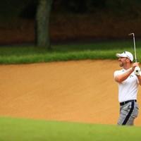 午前にスタートした選手はどんどんスコアが崩れていく 2019年 日本オープンゴルフ選手権競技 2日目 ブレンダン・ジョーンズ
