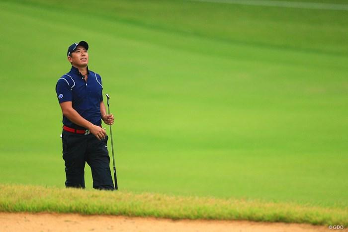 堀川未来夢は次週「ZOZOチャンピオンシップ」に出場する 2019年 日本オープンゴルフ選手権競技 2日目 堀川未来夢