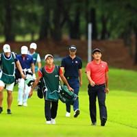充実の予選二日間 2019年 日本オープンゴルフ選手権競技 3日目 金谷拓実