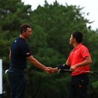 アダムとの至福の2日間  2019年 日本オープンゴルフ選手権競技 3日目 金谷拓実
