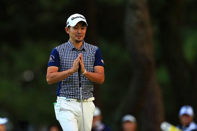 2019年 日本オープンゴルフ選手権競技  3日目 塩見好輝 塩見好輝がナショナルオープンで初勝利のチャンスをつかんだ