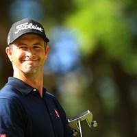 女性も男性もメロメロになって下さい 2019年 日本オープンゴルフ選手権競技 3日目 アダム・スコット
