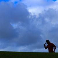 残り8ホールを残して明日へ 2019年 日本オープンゴルフ選手権競技 3日目 比嘉一貴