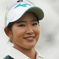 笑顔いいね 2019年 富士通レディース 2日目 原英莉花