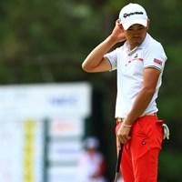 塩見好輝は終盤の大たたきで初勝利を逃した 2019年 日本オープンゴルフ選手権競技  最終日 塩見好輝