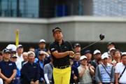 2019年 日本オープンゴルフ選手権競技 最終日 池田勇太