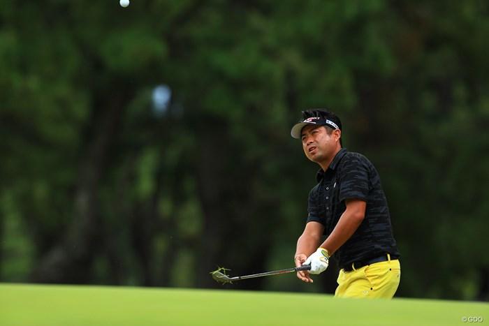 アプローチいつも惚れ惚れしてしまう 2019年 日本オープンゴルフ選手権競技 最終日 池田勇太