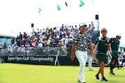 2019年 日本オープンゴルフ選手権競技 最終日 時松隆光