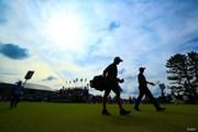 2019年 日本オープンゴルフ選手権競技 最終日 アダム・スコット