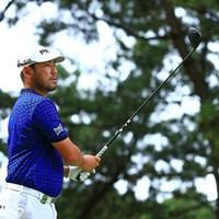 1Wを握ってアドバンテージを活かしたチャン・キム 2019年 日本オープンゴルフ選手権競技  最終日 チャン・キム