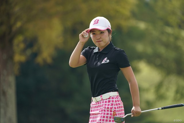 アマチュア優勝を果たした古江彩佳は世界129位に