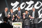 2020年 ZOZOチャンピオンシップ 事前 タイガー・ウッズ