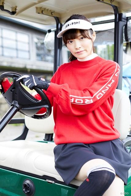 青森美女とゴルフデート始まります/第1話【方言2サム漫遊記】 アルプス少女から一転、ウェア姿は超アスリート女子で